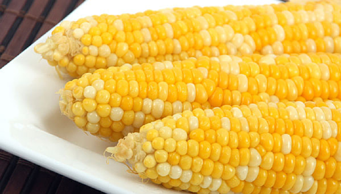 A Down Home Favorite Milk Boiled Corn on the Cob