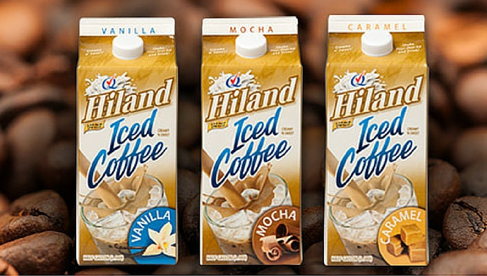 Anytime Is The Right Time For Hiland Iced Coffee