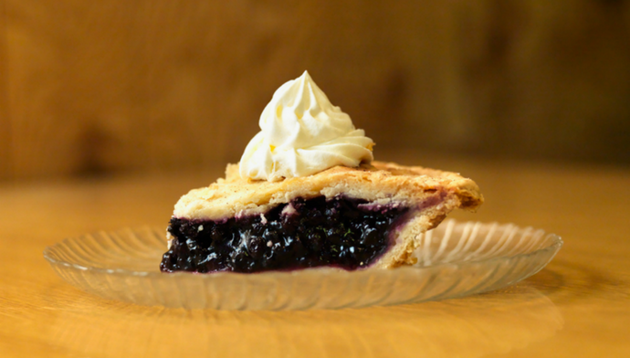 April 28 Is National Blueberry Pie Day