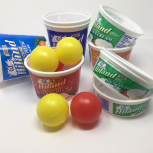 Backyard Ball Toss Game Supplies