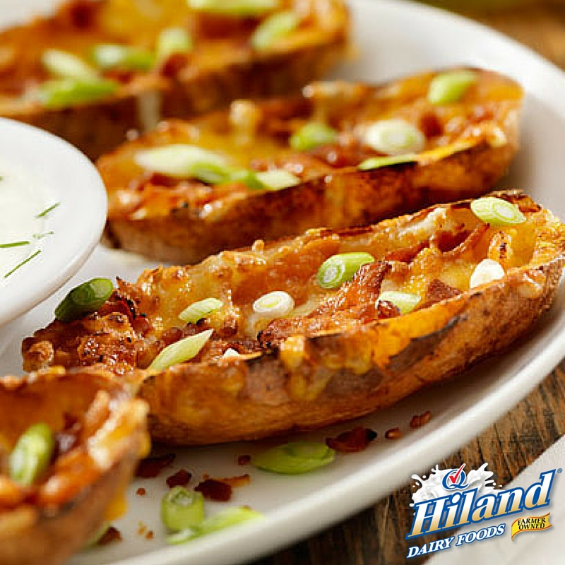 Potato Skins – The Great Taste Everyone Loves | The Hiland Home