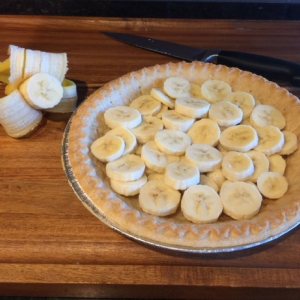 Banana Cream Pie Step 8
