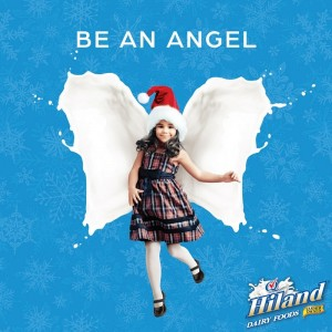 Be an angel by donating milk today