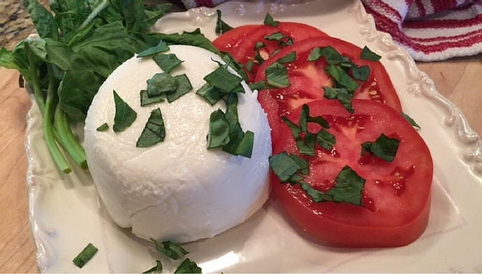 Celebrate National Dairy Month With Homemade Mozzarella