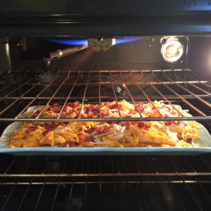 Cheddar Cheese Fries Step 3