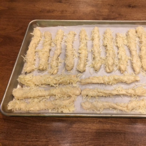 Cheesy Witch Finger Breadsticks Step 6