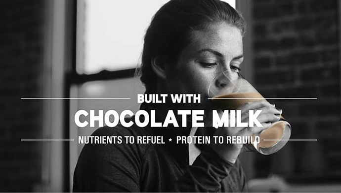 Chocolate Milk - Helping Female Athletes Recover Effectively