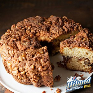 Coffee Pound Cake Recipe
