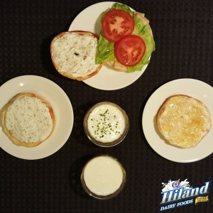Cottage Cheese Bagel Spread Recipe