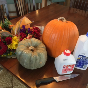 diy-pumpkin-flower-vases-supplies