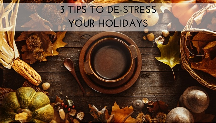 Dairy Divas Tips to De-Stress Your Holidays