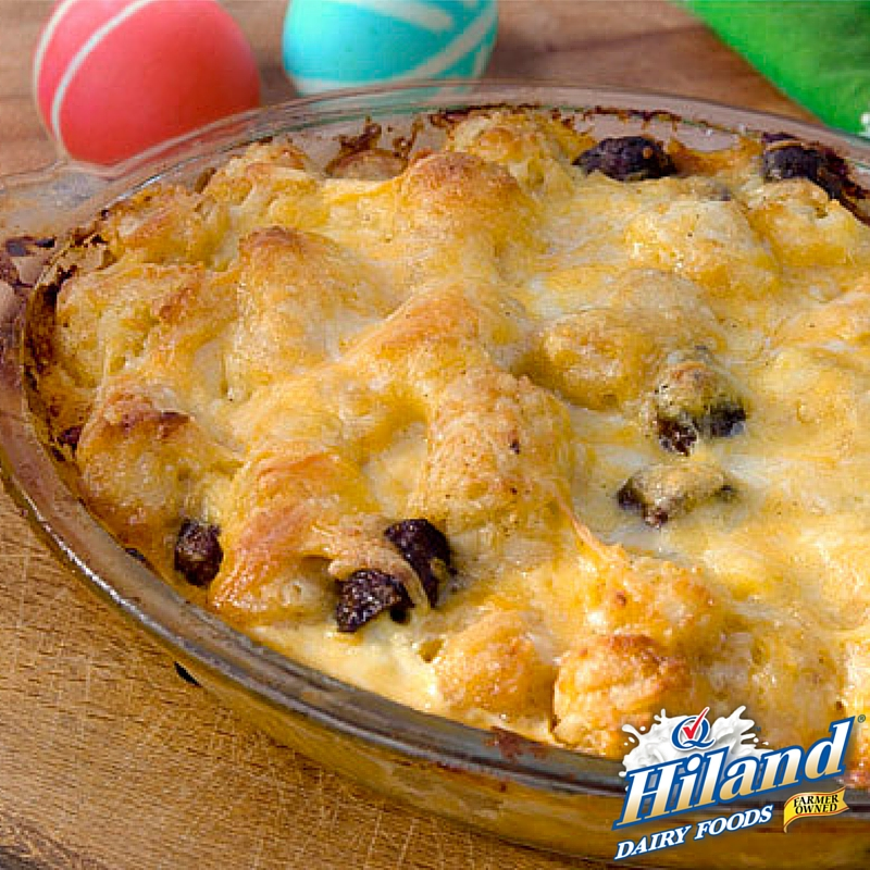 Easy Breakfast Dish: Easy Breakfast Casserole For Easter