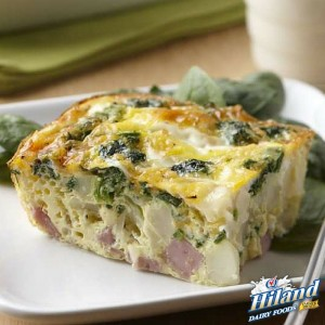 Easy Egg Casserole Recipe