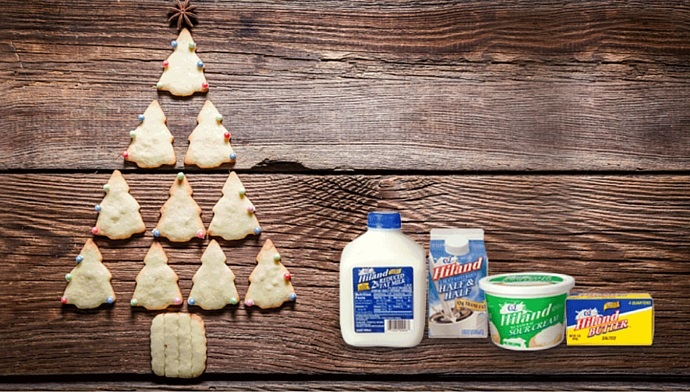 Enter the Hiland Holiday Home Cookie Contest
