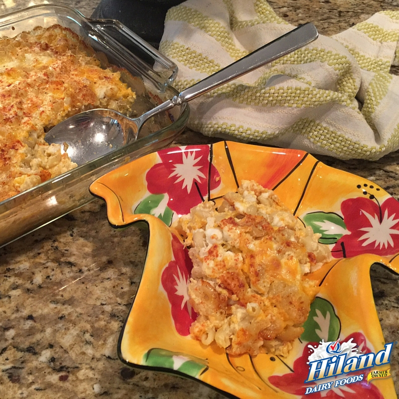 Secret Ingredients: Extra Creamy Homemade Mac & Cheese | The