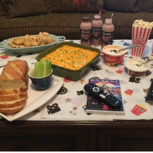 family-movie-night-buffet