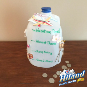 Family Vacation Fund Bank Craft