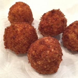 French-Fry Bacon Croquettes Step 5