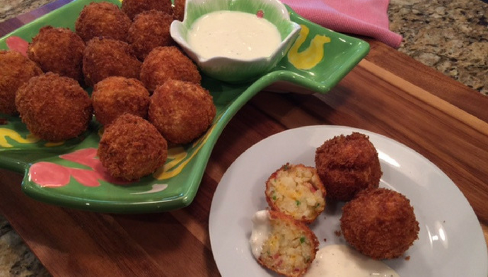 French-Fry Croquettes