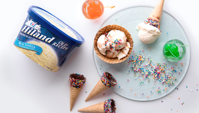 Get the Scoop on the History of the Ice Cream Cone