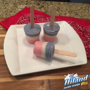 Healthy Yogurt Bomb Pops Recipe