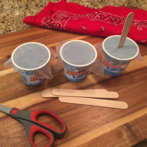 Healthy Yogurt Bomb Pops Step 3