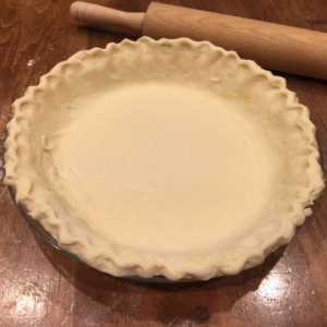 Irish Potato Pie Step 1
