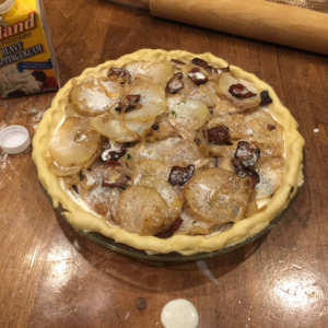 Irish Potato Pie Step 4