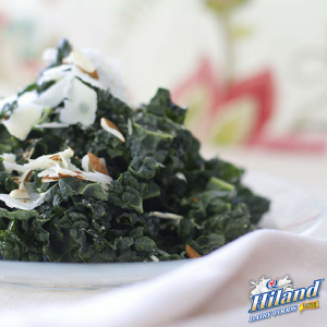 Kale Slaw with Citrus Dressing Recipe
