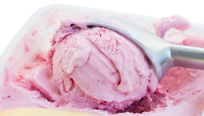 Life is too short to miss National Strawberry Ice Cream Day!