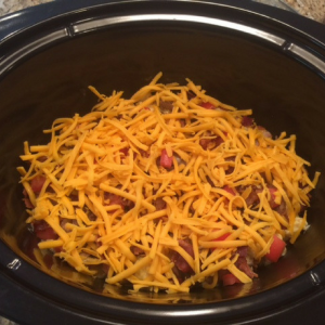 Loaded Scrambled Eggs Step 5