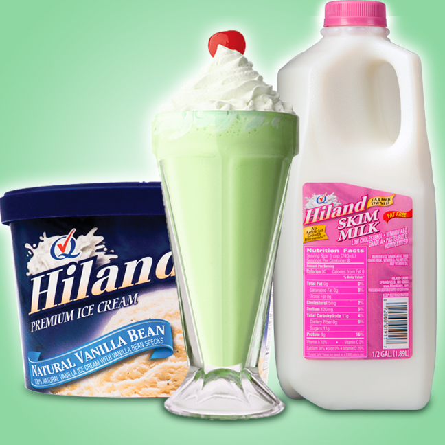 A Lucky Shake Makes a Tasty Break | The Hiland Home