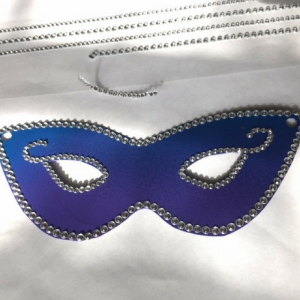 Mardi Gras Mask Step 4