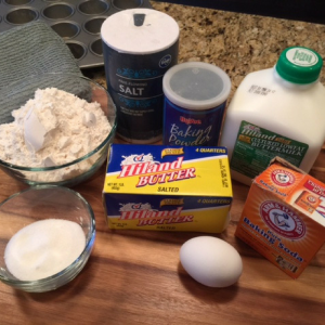 Mini Pancake Bites Ingredients