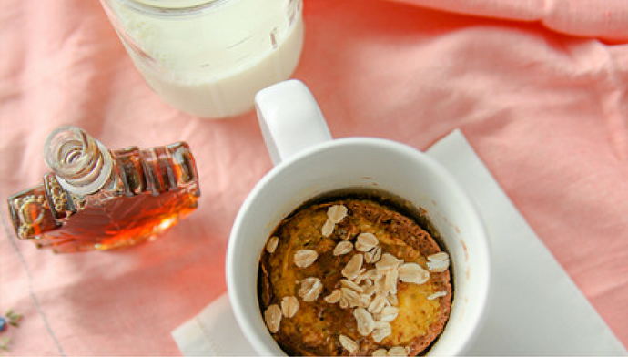 morning-protein-pumpkin-oatmeal-mug-bake