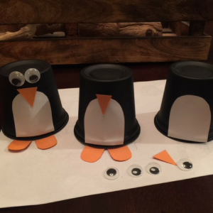 Penguin Craft Step 3
