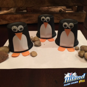 Penguin Craft for Kids