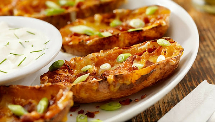 Potato Skins – The Great Taste Everyone Loves