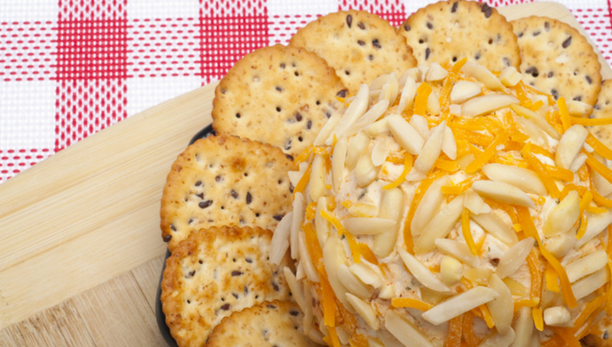 Savory Cheese Ball Appetizer