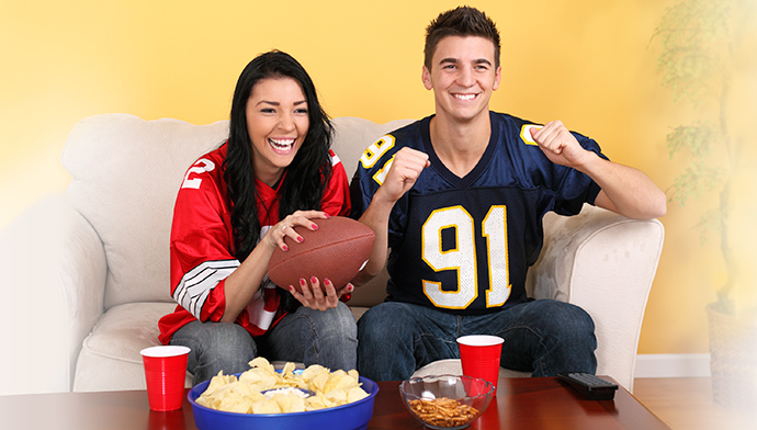 Snack-O-Rama for the Big Game