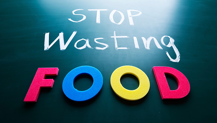 Stop Wasting Food – Use It, Don't Lose It