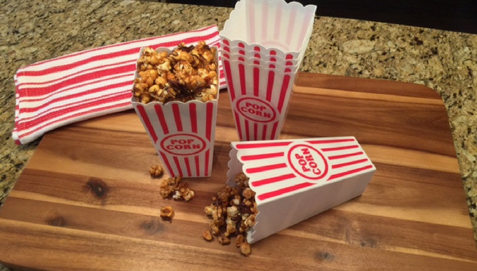 Sweeten Up National Popcorn Day