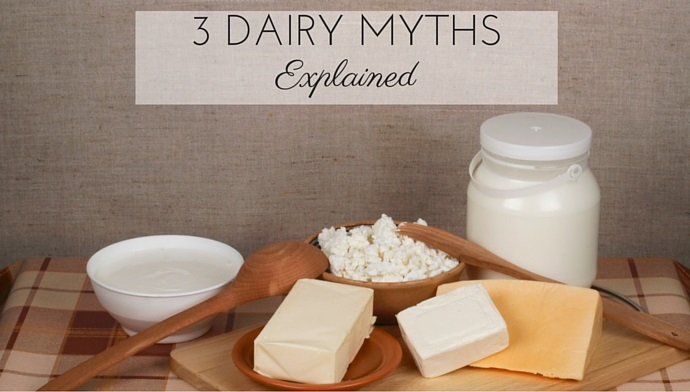 The Dairy Diva-Dairy Myths You Have to Read to Believe