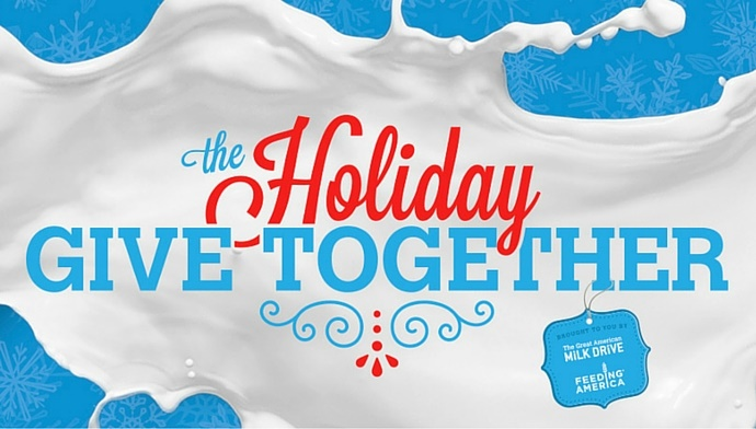 The Holiday Give Together