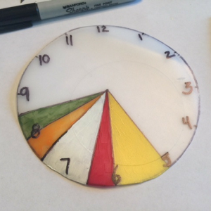 Time Management Clock Step 5
