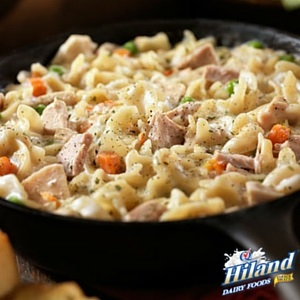 Tuna and Noodle Casserole Recipe