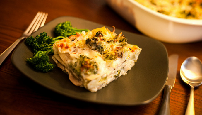 The Lasagna You Need: Cottage Cheese Rich, Meat-Free