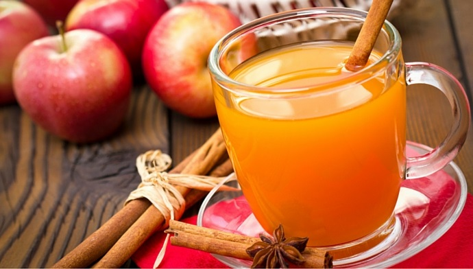 Warm Up With Homemade Apple Cider